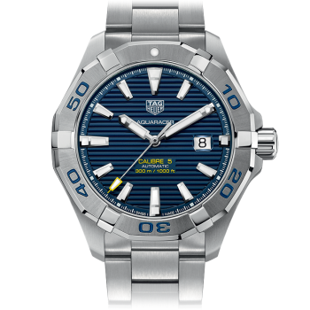 AQUARACER 300 M Calibre 5 Steel Bezel 43 MM