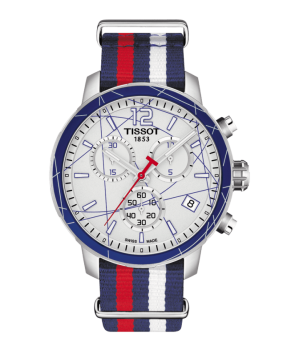 TISSOT QUICKSTER RUSSIA ICE HOCKEY 2016