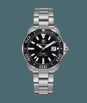 AQUARACER 300M Calibre 5 Automatic Watch 41 mm Ceramic Bezel