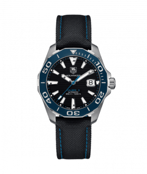 AQUARACER 300M Calibre 5 Automatic Watch 41 mm Ceramic Bezel