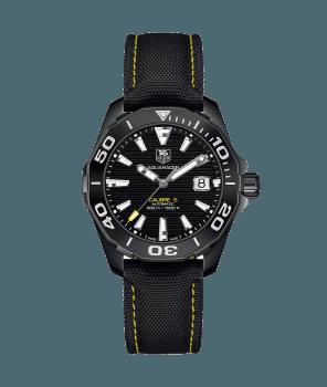 AQUARACER 300M Calibre 5 Версия черного цвета 41 мм