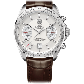 TAG HEUER GRAND CARRERA CALIBRE 17 RS Автоматический xронограф 43 мм