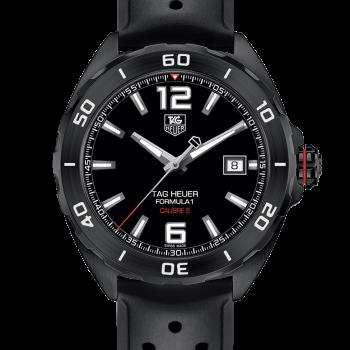 TAG HEUER FORMULA 1 Calibre 5  Автоматические часы 41 мм Full black Edition