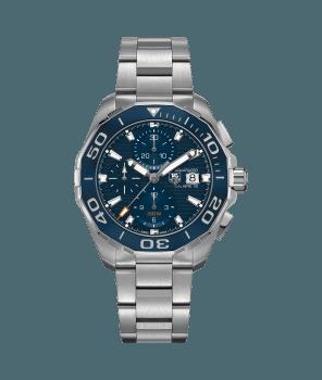 AQUARACER 300M Calibre 16 Automatic Chronograph 43 MM Ceramic Bezel
