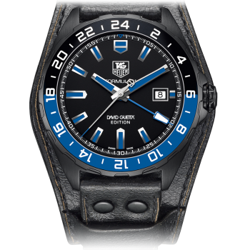 TAG HEUER FORMULA 1 Calibre 7 – GMT 43 MM DAVID GUETTA SPECIAL EDITION