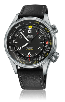 Oris Big Crown ProPilot Altimeter шкала в футах