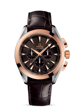 Seamaster  Aqua Terra 150M Co-Axial Chronograph 44mm