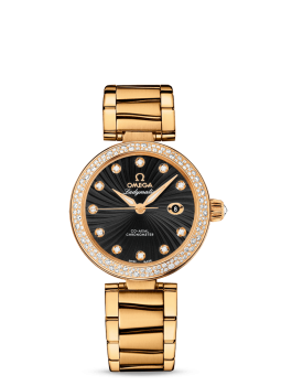 De Ville Ladymatic Co-Axial 34mm