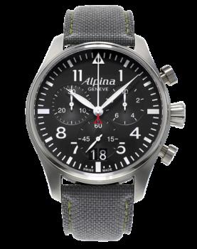 Startimer Pilot Big Date Chronograph