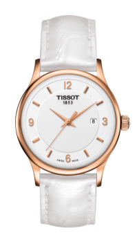 TISSOT ROSE DREAM QUARTZ LADY GOLD & STEEL