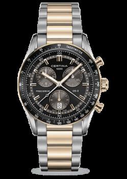 DS-2 Chronograph 1/100 sec