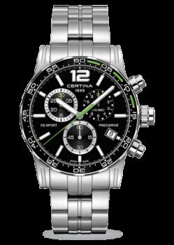 DS Sport Chronograph 1/10 sec