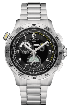 WORLDTIMER CHRONO QUARTZ
