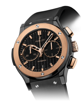 Classic Fusion Chronograph Ceramic King Gold 45mm