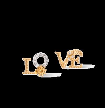 СЕРЬГИ LOVE