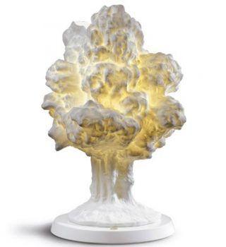 Лампа Дерево