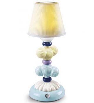 CACTUS FIREFLY LAMP (YELLOW & BLUE) new