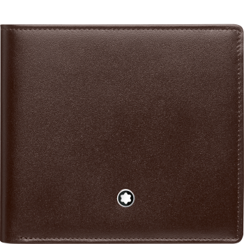 Бумажник 4сс Meisterstück с отделением для монет