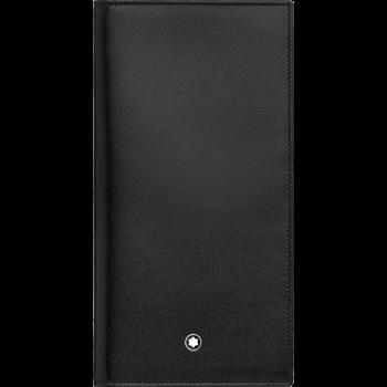 Бумажник 12сс Meisterstück удлиненной формы с прозрачным отделением