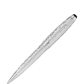 Шариковая ручка Meisterstück Solitaire Martelé Sterling Midsize