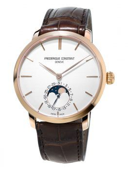 Slimline Moonphase Manufacture