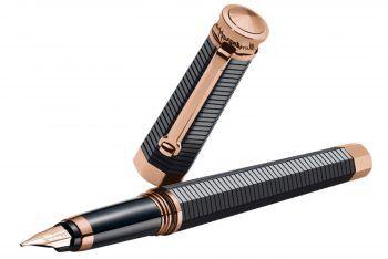 Перьевая ручка Montegrappa Nero Uno Linea