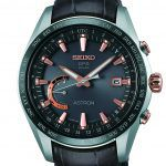 GPS Solar World-Time SEIKO