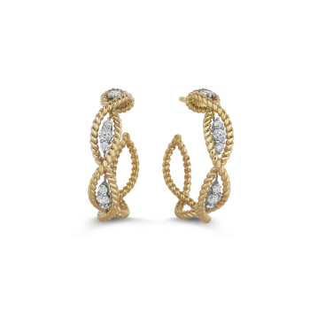 EARRINGS | DIAMONDS | NEW BAROCCO