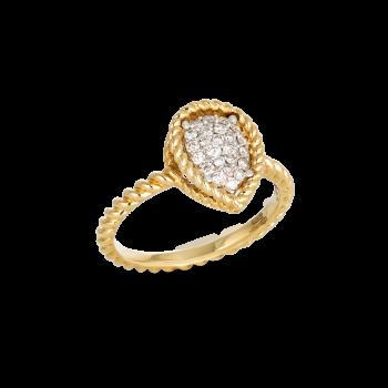 RING | DIAMONDS | NEW BAROCCO