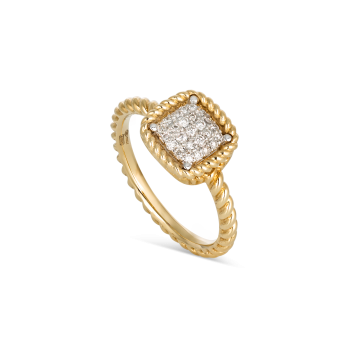 RING | DIAMONDS | NEW BAROCCO