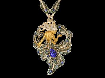 Ожерелье WINGED BEAUTY LIMITED EDITION