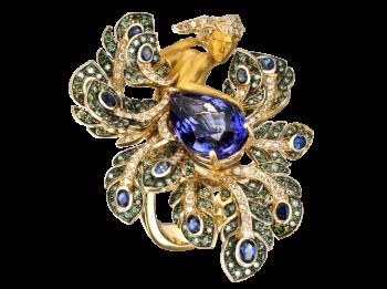 Кольцо WINGED BEAUTY