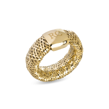 RING | YELLOW GOLD | PRIMAVERA