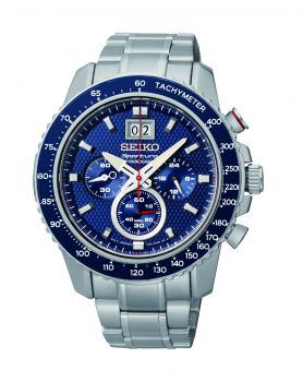 Big Calendar Chronograph