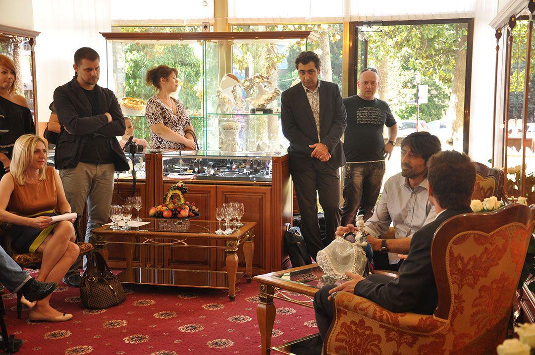 Презентация всемерно известной марки Lladro в Сочи