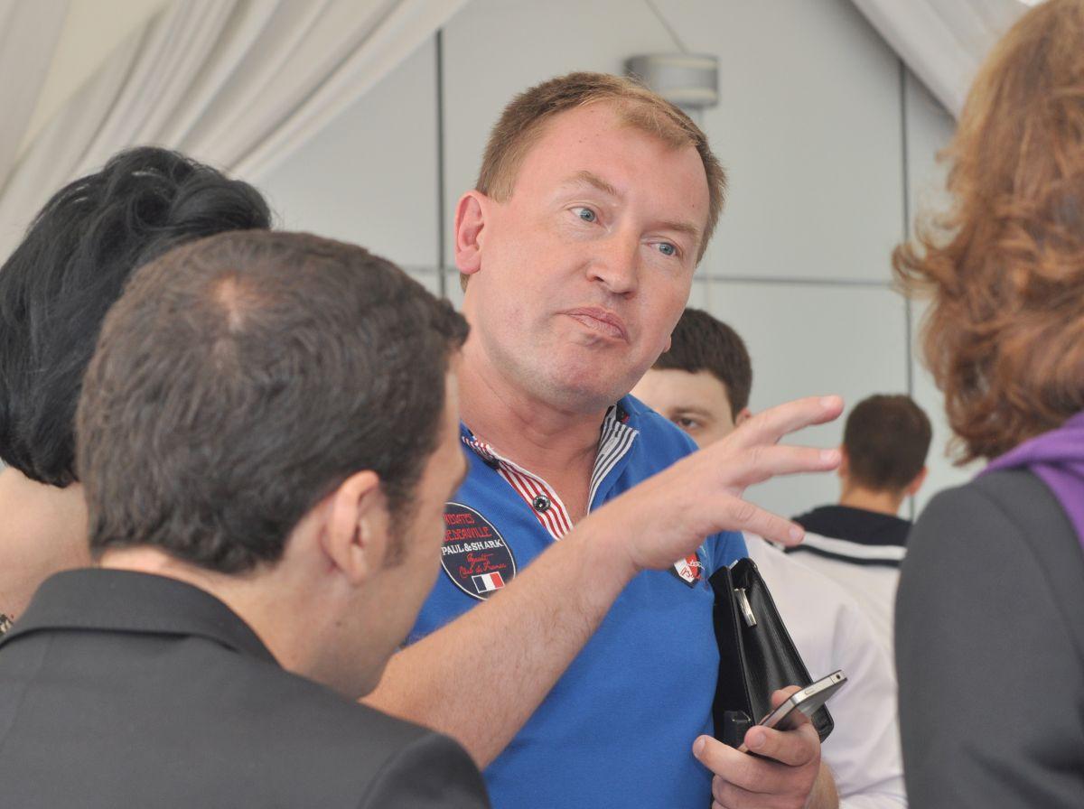 Визит вице-президента компании Carrera y Carrera Кармен Саенс и дизайнера Рафаеля Эррера в Салон «Имидж»