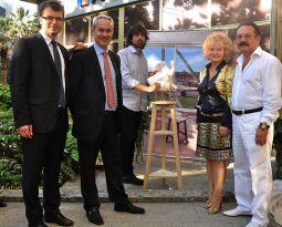 Презентация всемерно известной марки Lladro  в Сочи и мастер класс от талантливого и ведущего скульптора компании – Альфредо Льеренсо.